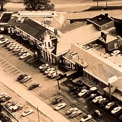 Clapp was responsible for the Lakewood Colonial Center, one of the nation's first suburban shopping centers when it opened in 1937.