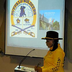 Jackie Jones-Hook, Director of Tacoma\'s Buffalo Soldiers Museum