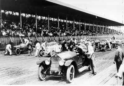 The Tacoma Speedway