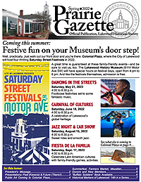 Prairie Gazette